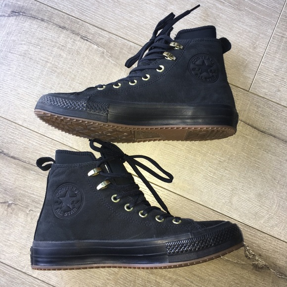 Converse Shoes - Converse Chuck Taylor Waterproof Nubuck Hightop 726dbe9cc